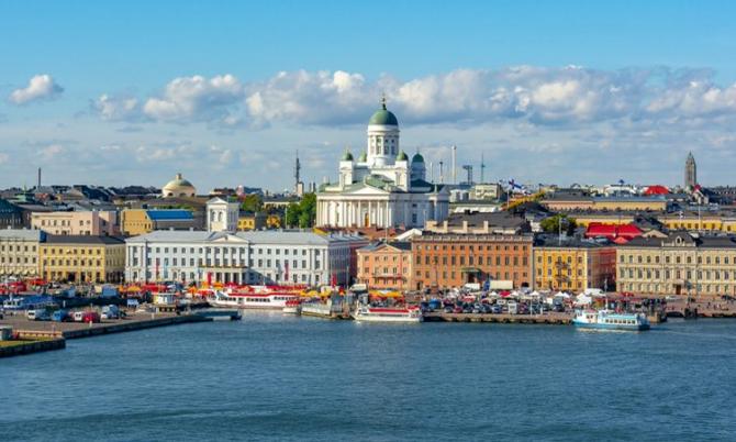 Intrarea şi ieşirea din regiunea capitalei finlandeze  vor fi interzise