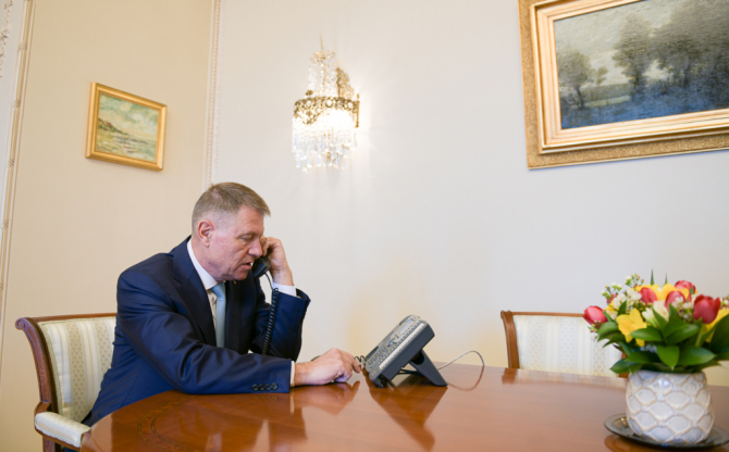 Foto: Administrația Prezidențială