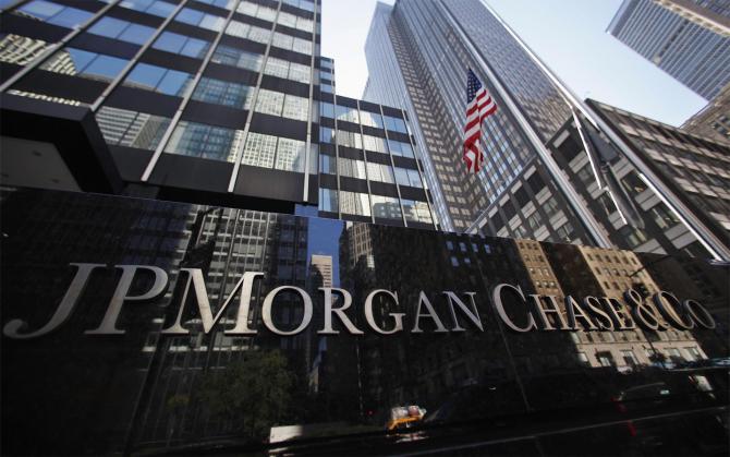 JP Morgan: Majoritatea activelor de risc, printre care acţiunile şi creditele corporative sunt la cele mai scăzute cote ale acestei recesiuni