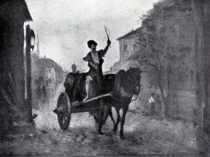 Nicolae Grigorescu, Sacagiu