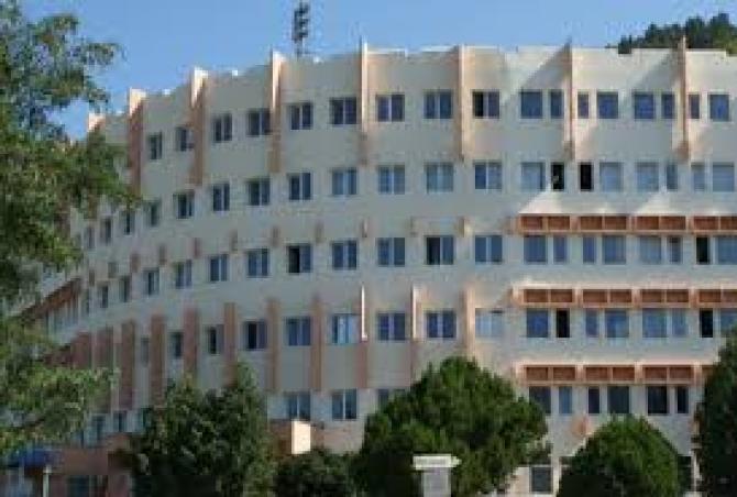 O sectie a Spitalului Județean, închisa