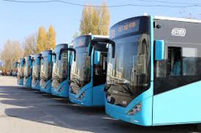 Noul program, cu orarul de trecere prin stații, va putea fi accesat pe site-ul STB SA (www.stbsa.ro)