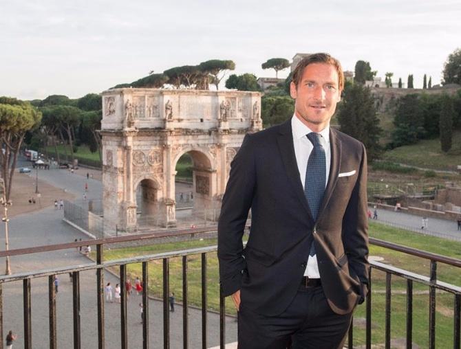 Francesco Totti, 785 de meciuri pentru Roma şi a marcat 307 goluri