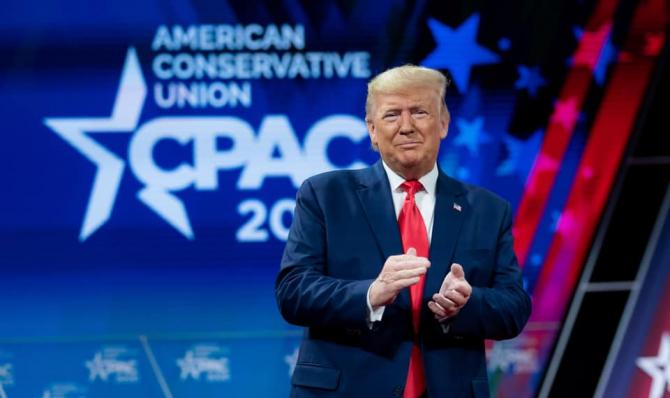Trump declarat câştigătorul alegerilor primare republicane