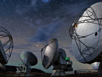 Foto: Facebook / ALMA Observatory