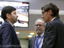 Foto: Agerpres; Roberto Speranza (stânga)