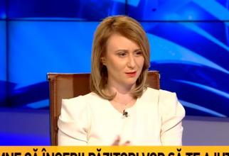 Cătălina Porumbel, Antena 3