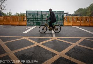 Wuhan, China. Foto: Agerpres.