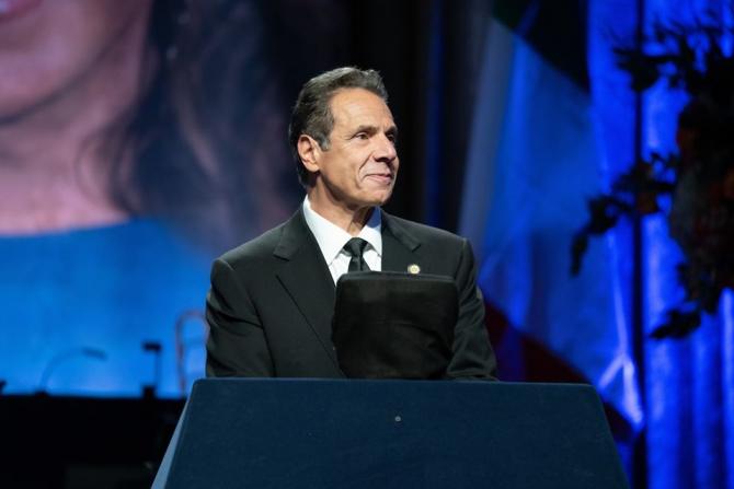 Andrew Cuomo, guvernatorul statului New York