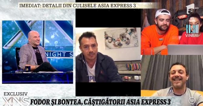 Capatos, Asia Express