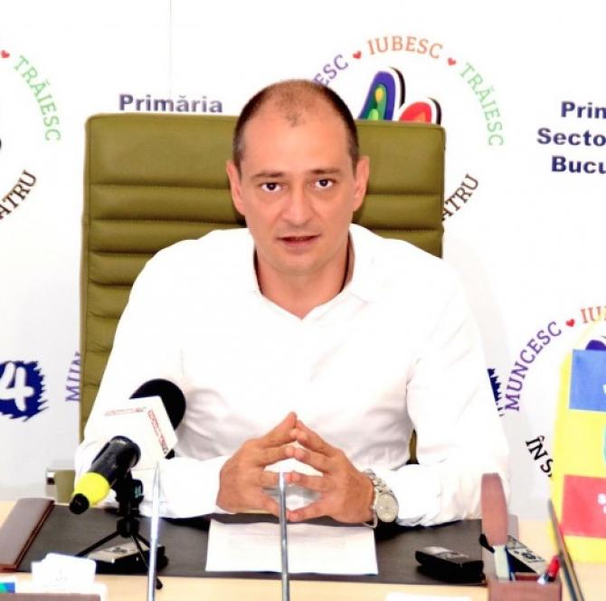 Daniel Băluță: Unitățile școlare, priorități privind dezinfecția