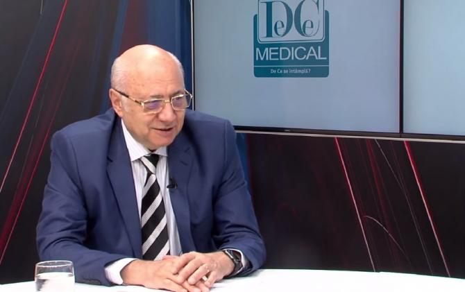 """Profesor doctor Irinel Popescu, realizator """"Academia de Sănătate"""""""
