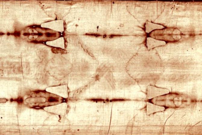 Giulgiul din Torino, e considerat singura relicvă a creștinătății