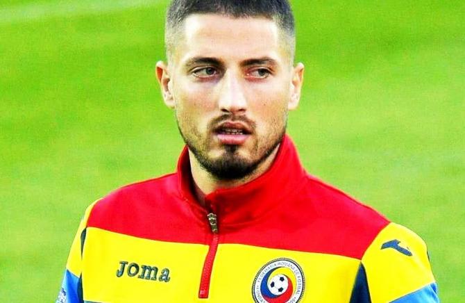 Gică Grozav s-a întors  în România fără permisiunea clubului