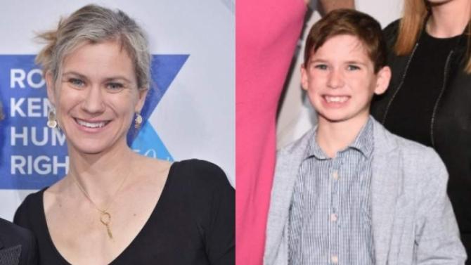 Maeve Kennedy McKean şi fiul ei Gideon, dați dispăruți