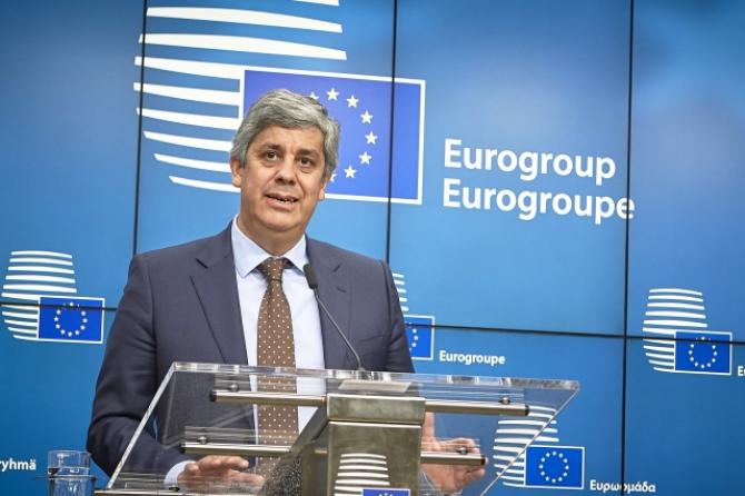 Mario Centeno, președintele Eurogrupului
