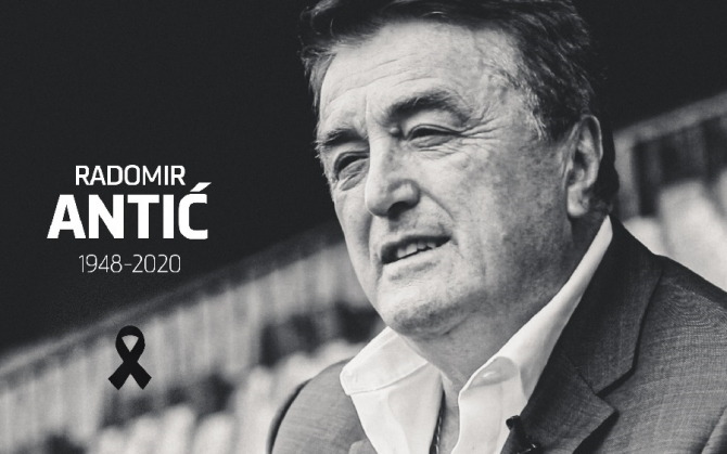 Antrenorul Radomir Antic a murit. foto: Atlético de Madrid @Atleti - Twitter