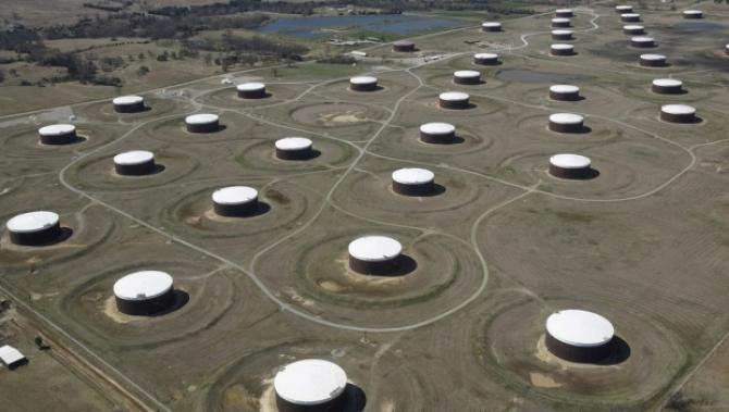 Rezerva americană are o capacitate de depozitare de 727 de milioane de barili