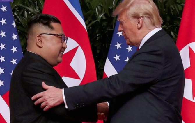 Trump, mesaj către liderul nord-coreean: Îi doresc numai bine