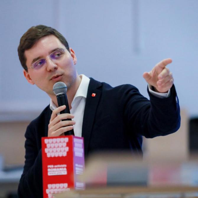 Europarlamentarul PSD, Victor Negrescu