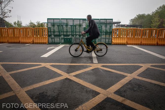 Wuhan, China. Foto cu caracter ilustrativ.