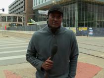 CNN reporter Omar Jimenez. Foto: CNN