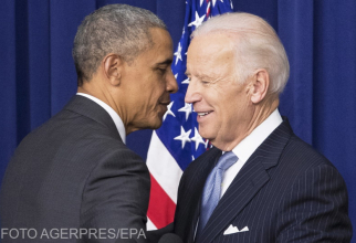 Barack Obama, alături de Joe Biden