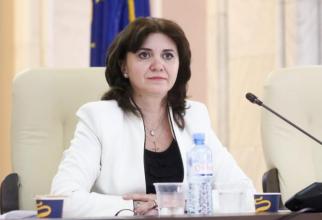 Monica Anisie, ministrul Educației, la un pas de remaniere