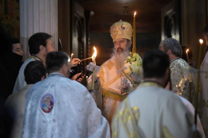 IPS Teodosie  Foto: Facebook Arhiepiscopia Tomisului