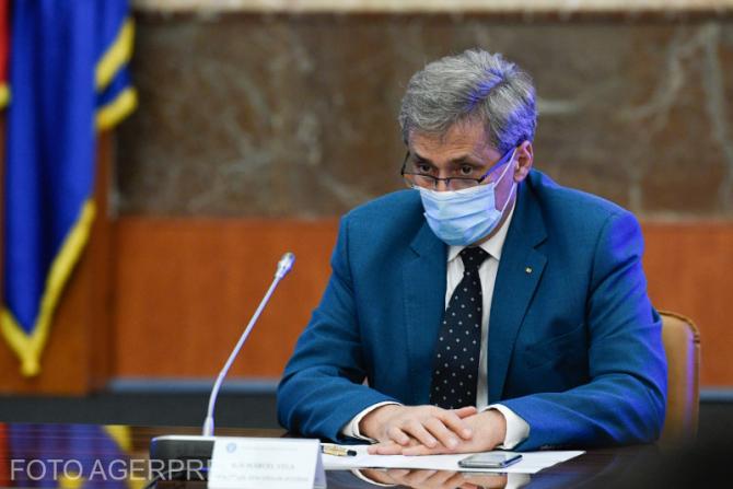 Fostul ministru al Afacerilor Interne, Marcel Vela