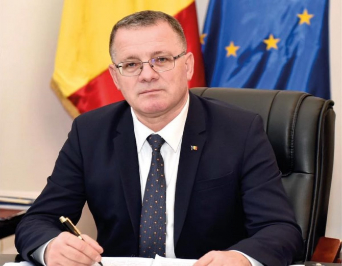 îdrian Oros, ministrul Agriculturii