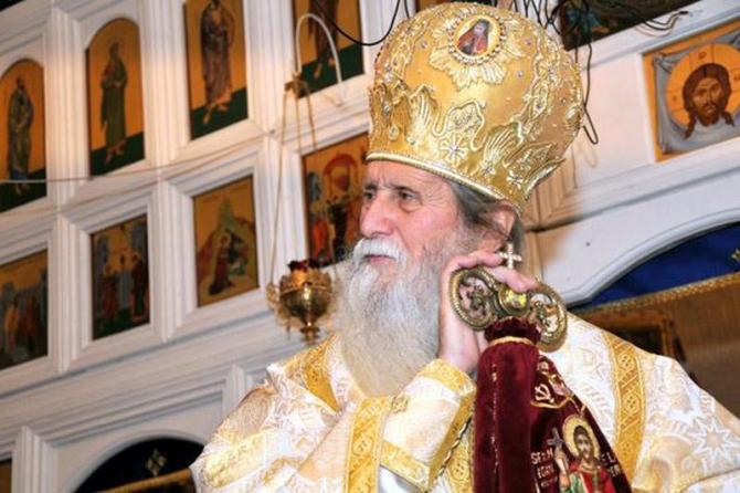Părintele arhiepiscop Pimen