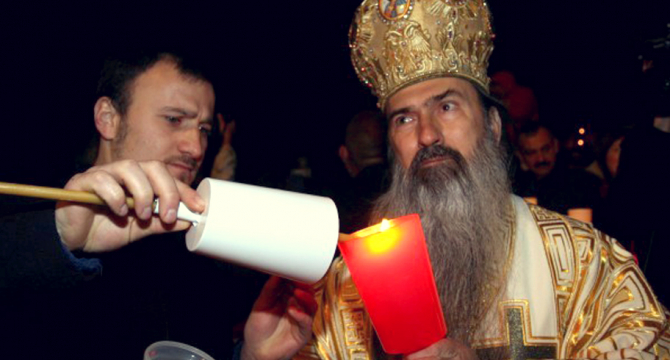 IPS Teodosie, Arhiepiscopul Tomisului Foto: cugetliber.ro