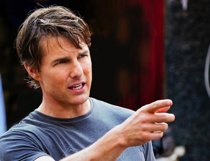 Foto: Facebook Tom Cruise