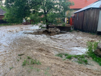 ARHIVĂ. Foto cu caracter ilustrativ. Inundații, iunie 2020. Foto: IGSU