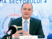 Daniel Băluță , primarul Sectorului 4
