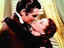 Clark Gable şi Vivien Leigh în rolurile principale