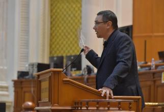 Ponta: singura solutie este inlaturararea imediata, prin motiune de cenzura, a acestui Guvern iresponsabil