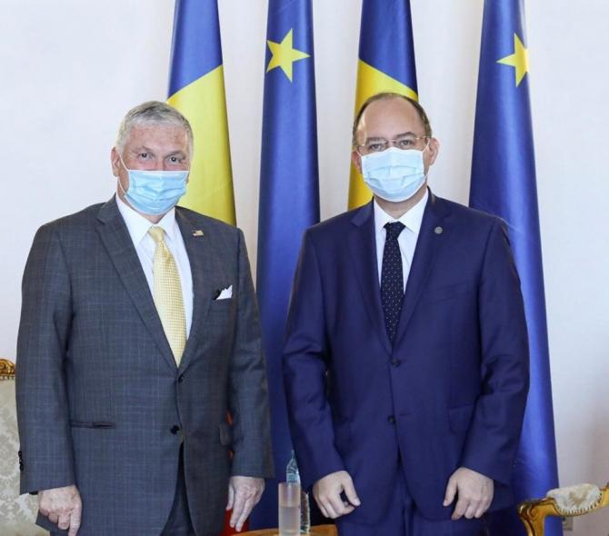 Sursa foto: Ministerul Afacerilor Externe/ Facebook.com