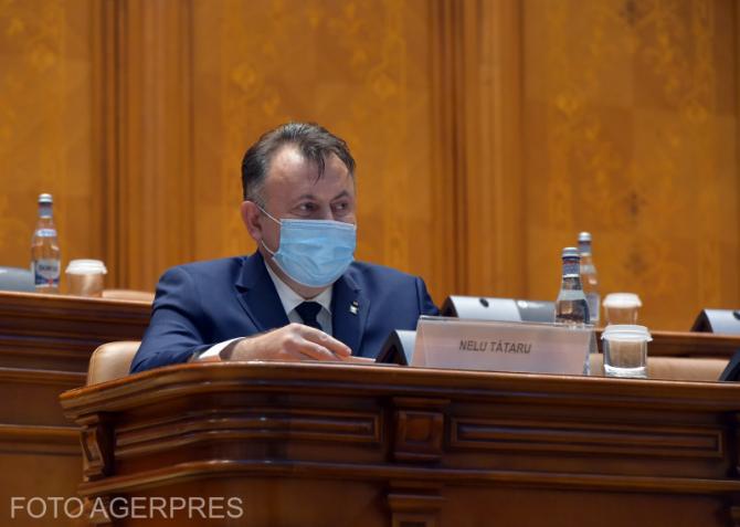 Ministrul Sănătății, în așteptarea votului deputaților