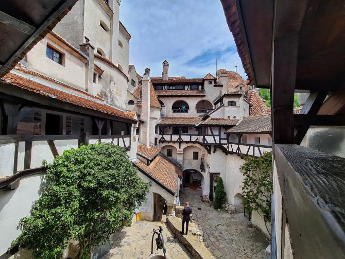 Foto: Castelul Bran / Facebook
