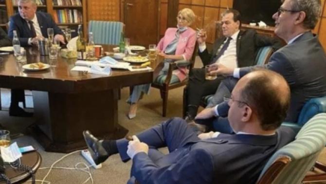 Nelu Tătaru:  Este un context în care domnul prim-ministru Ludovic Orban şi-a asumat ieşirile