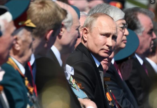 Foto: Twitter / President of Russia