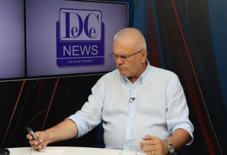 Marius Pieleanu, sociolog, în platoul DC News TV