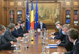 Foto: Arhivă Administrația Prezidențială