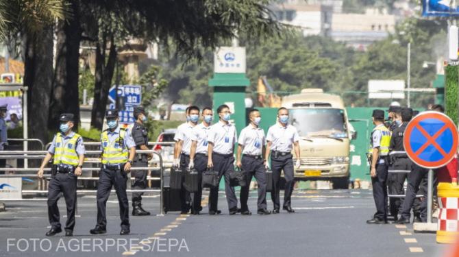 Guvernul chinez a ordonat vineri închiderea  reprezentanţei diplomatice