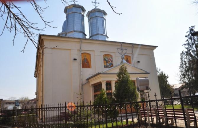 Biserica Greci din Buzău