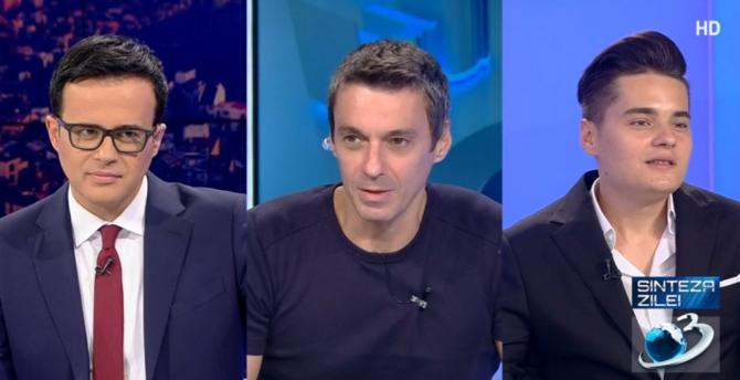 Mihai Gâdea, Mircea Badea și Selly