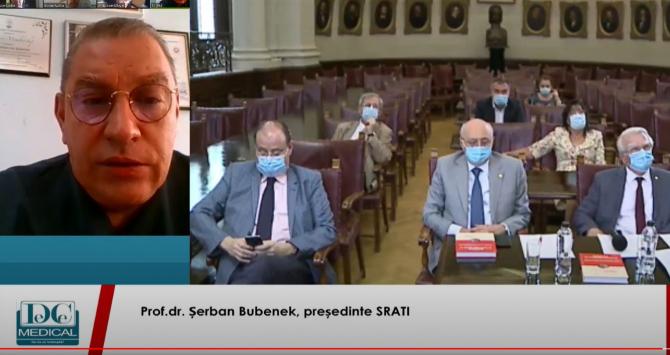 Prof.dr. Șerban Bubenek
