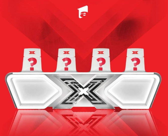 X Factor, Antena 1